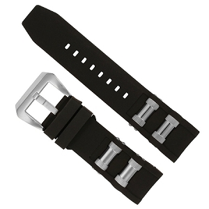 Replacement Watch Band for Invicta 1088, 1843 Russian Diver Watches